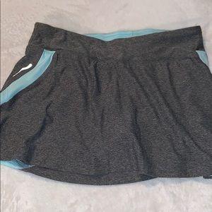 Champion gray athletic skort medium
